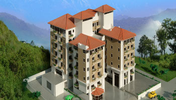 The Comfort Housing (TCH) Tower - II, Lazimpat