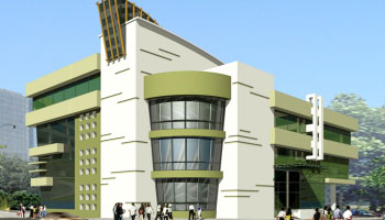 Corporate Office Building - Sarada Group, Thapathali